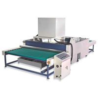 Glass Horizontal Wash Machine  1600mm,2000mm,2500mm